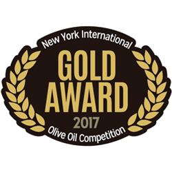 Medalla de Oro, New York IOOC 2017