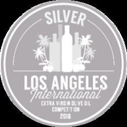 Medalla de Plata – Los Ángeles IOOC (EE.UU)