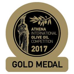 Medalla de Oro, Athena IOOC 2017