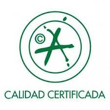 Premio a la Calidad Certificada de Andalucía 2017