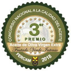 3º Premio a la calidad concurso Internacional FERCAM (España)