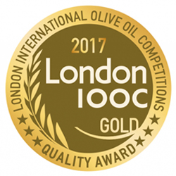 Medalla de Oro, London IOOC 2017