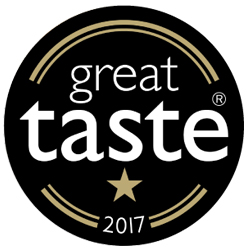 1 Estrella en The Great Taste 2017
