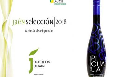 Picualia repite como 'Jaén Selección'