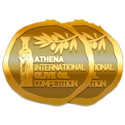DOBLE ORO ATHIOOC 2020. Gran Reserva