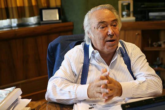 Sentimos la pérdida de D. Gennaro Pieralisi, un talento irrepetible