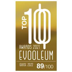 Top 100 EVOOLEUM 2021